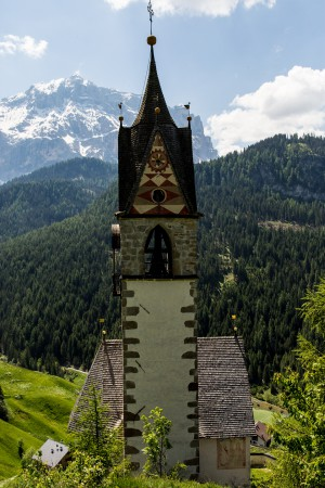 St. Barbara in Wengen, Gadertal(BZ)
